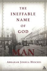 The Ineffable Name of God  Man PDF