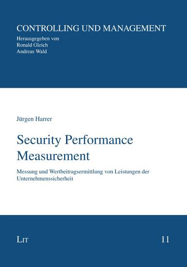 Security Performance Measurement PDF