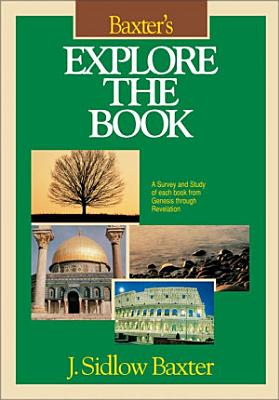 Baxter s Explore the Book