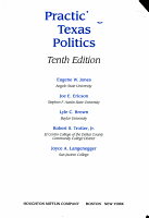 Practicing Texas Politics PDF