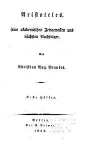 Handbuch der Geschichte der griechisch-römischen Philosophie: Band 2,Teil 2