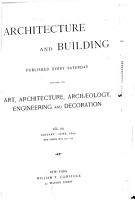 Architecture and Building PDF