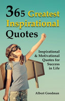 365 Greatest Inspirational Quotes PDF