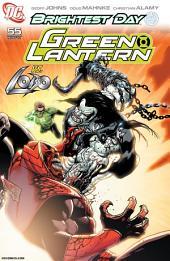 Green Lantern (2005-) #55