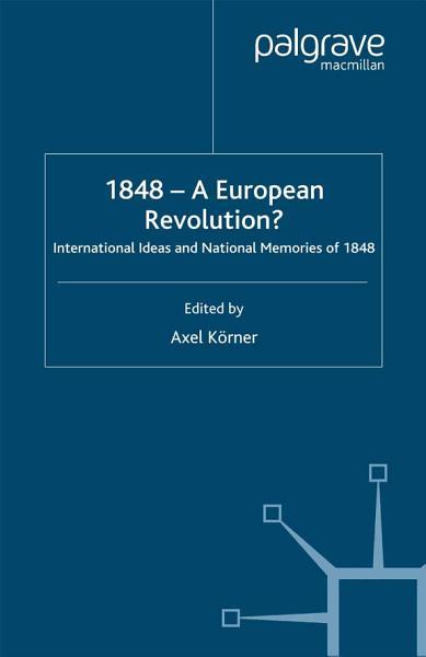 Download 1848     A European Revolution  Book