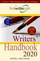 Writers  Handbook 2020 PDF