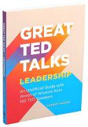 Great Ted Talks Leadership Book PDF