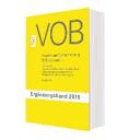 VOB Vergabe  und Vertragsordnung f  r Bauleistungen PDF