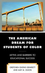 The American Dream for Students of Color