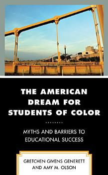 The American Dream for Students of Color PDF