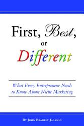 First Best Or Different Book PDF