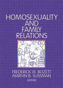Homosexuality and Family Relations