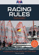 RYA The Racing Rules Explained 2021-2024 (G-G80)
