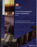 Proposed Bayport Container Terminal  Pasadena  Harris County PDF