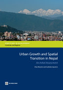 Urban Growth and Spatial Transition in Nepal