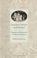 Gender  Culture and Empire PDF