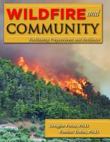 WILDFIRE AND COMMUNITY PDF