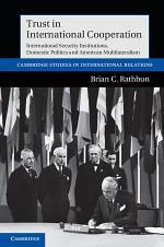 Trust in International Cooperation