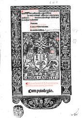 Petri Blesensis ... Insignia opera in vnum volumen collecta & emendata authore I.[acobo! M.[erlino! ..