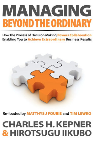 Managing Beyond the Ordinary PDF