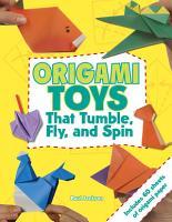 Origami Toys PDF