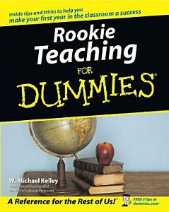 Rookie Teaching For Dummies Book