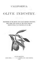 California Olive Industry PDF
