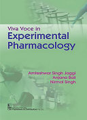 Viva Voce in Experimental Pharmacology for Undergraduate and Postgraduate Students