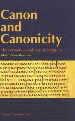Canon and Canonicity PDF