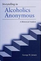 Storytelling in Alcoholics Anonymous PDF