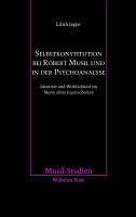 Selbstkonstitution bei Robert Musil und in der Psychoanalyse PDF