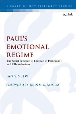 Paul   s Emotional Regime