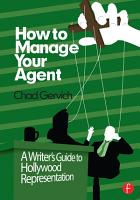 How to Manage Your Agent PDF
