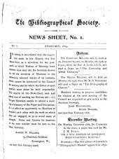 News-sheet