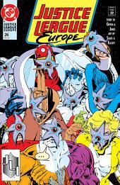 Justice League Europe (1989-) #26