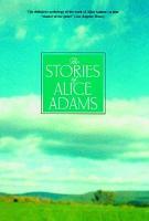 The Stories of Alice Adams PDF