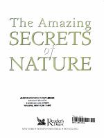 The Amazing Secrets of Nature PDF