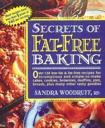 Secrets Of Fat Free Baking Book PDF