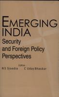 Emerging India PDF
