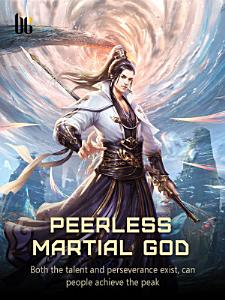 Peerless Martial God Book