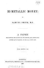 Bi-metallic money: a paper