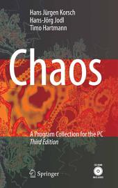 Chaos: A Program Collection for the PC, Edition 3