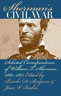 Sherman s Civil War Book