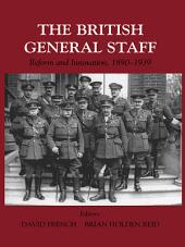 British General Staff: Reform and Innovation