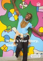 What s Your Story  Sadjo  PDF