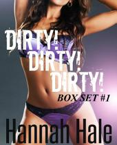 DIRTY! DIRTY! DIRTY! Box Set #1 (Erotica Box Set): Paranormal Erotica, Virgin Erotica, and Adult Fairy Tale Erotica