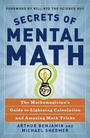 Secrets of Mental Math PDF