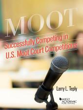 Teply's Successfully Competing in U.S. Moot Court Competitions