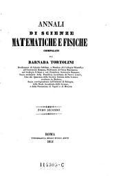 Annali di scienze matematiche e fisiche: Volume 2