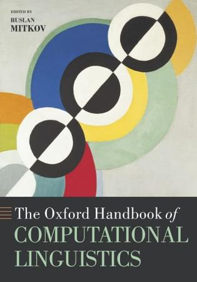 The Oxford Handbook of Computational Linguistics PDF
